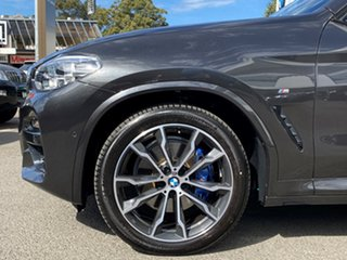 2020 BMW X3 G01 xDrive30d M Sport Sophisto Grey Brilliant Effect 8 Speed Auto Steptronic Sport Wagon.