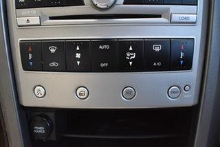 2010 Ford Territory SY MkII Ghia Maroon 4 Speed Sports Automatic Wagon
