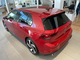 2021 Volkswagen Golf GTI DSG Red 8 Speed Automatic Hatchback