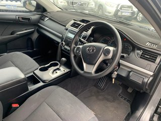 2012 Toyota Camry ASV50R Altise Black 6 Speed Automatic Sedan