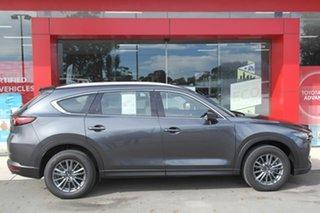 2018 Mazda CX-8 KG2W2A Sport SKYACTIV-Drive FWD 6 Speed Sports Automatic Wagon.