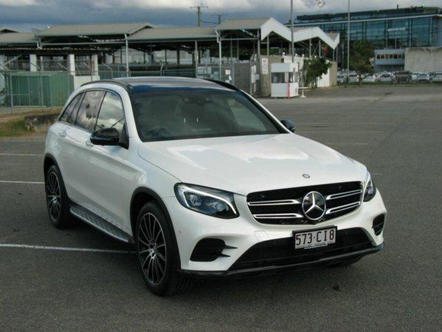 Used Mercedes-Benz GLC250 253 Albion, 2016 Mercedes-Benz GLC250 253 White 9 Speed Automatic Wagon