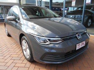 2021 Volkswagen Golf 8 MY21 110TSI 8 Speed Sports Automatic Hatchback.