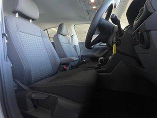 2021 Volkswagen T-Cross C1 MY21 85TSI DSG FWD Life Silver 7 Speed Sports Automatic Dual Clutch Wagon