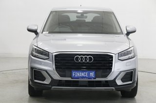 2019 Audi Q2 GA MY19 35 TFSI S Tronic design Silver 7 Speed Sports Automatic Dual Clutch Wagon.