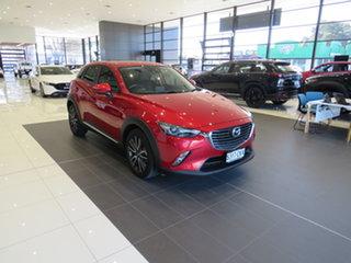 Mazda CX-3 Akari SKYACTIV-MT Wagon.