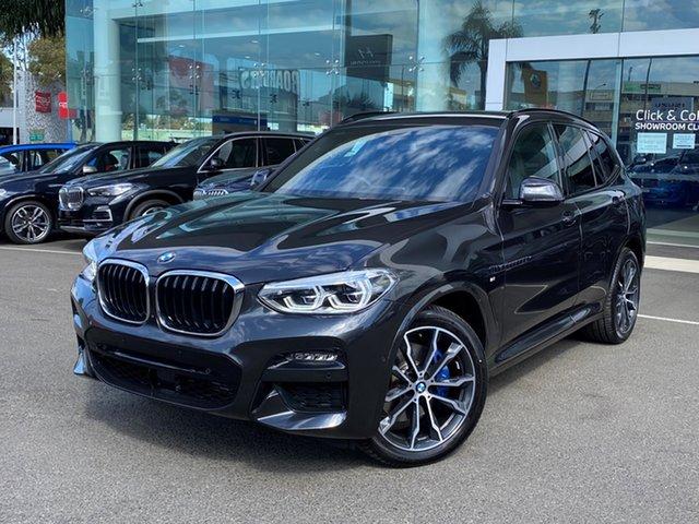Used BMW X3 G01 xDrive30d M Sport Brookvale, 2020 BMW X3 G01 xDrive30d M Sport Sophisto Grey Brilliant Effect 8 Speed Auto Steptronic Sport Wagon