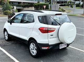 2015 Ford Ecosport BK Trend White 6 Speed Automatic Wagon