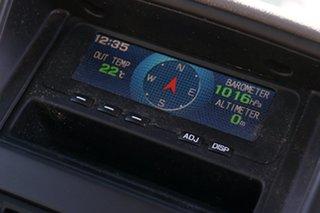 2003 Mitsubishi Pajero NP GLS Blue 5 Speed Sports Automatic Wagon
