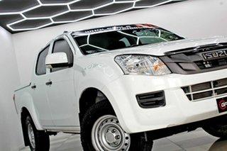 2014 Isuzu D-MAX TF MY14 SX HI-Ride (4x2) White 5 Speed Automatic Crew Cab Utility.