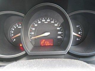 2012 Kia Rio UB MY13 S Grey 4 Speed Automatic Hatchback
