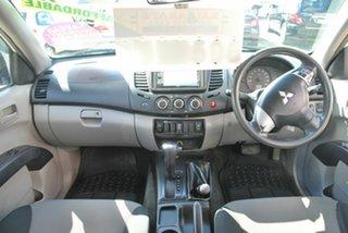 2011 Mitsubishi Triton MN MY12 GLX (4x4) White 4 Speed Automatic 4x4 Double Cab Utility