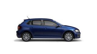 2021 Volkswagen Polo Style Reef Blue Metallic 7 Speed Semi Auto Hatchback