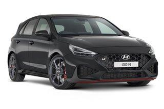 2021 Hyundai i30 Pde.v4 MY22 N D-CT Premium Dark Knight 8 Speed Automatic Hatchback