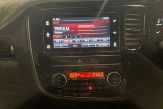 2018 Mitsubishi Outlander ZL MY19 LS AWD Silver 6 speed Automatic Wagon