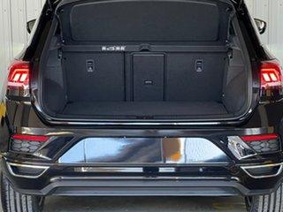2021 Volkswagen T-ROC A1 MY21 140TSI DSG 4MOTION Sport Black 7 Speed Sports Automatic Dual Clutch