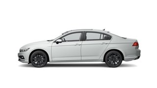 2021 Volkswagen Passat Elegance Pure White 6 Speed Semi Auto Sedan.