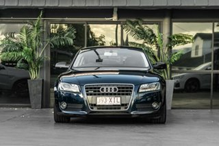 2010 Audi A5 8T MY10 Sportback Multitronic Blue 8 Speed Constant Variable Hatchback.