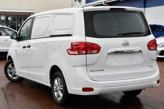 2021 LDV G10 SV7C + White 8 Speed Sports Automatic Van.
