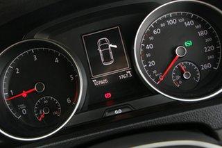 2014 Volkswagen Golf VII MY15 110TDI DSG Highline Silver 6 Speed Sports Automatic Dual Clutch