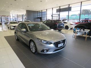 2014 Mazda 3 SP25 SKYACTIV-MT GT Sedan.