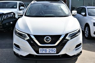 2021 Nissan Qashqai J11 SERIES 3 MY Ti X-tronic Snow Storm 1 Speed Constant Variable Wagon.