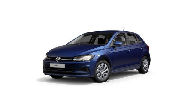 New Volkswagen Polo Style Hamilton, 2021 Volkswagen Polo Style Reef Blue Metallic 7 Speed Semi Auto Hatchback