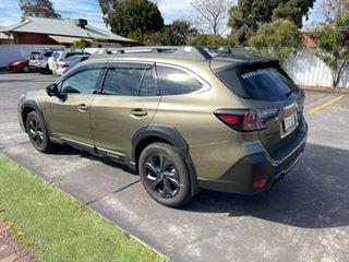 2021 Subaru Outback B7A MY21 AWD Sport CVT Autumn Green 8 Speed Constant Variable Wagon