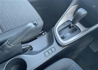 2021 Toyota Yaris Mxph10R SX Hybrid Glacier White 1 Speed Constant Variable Hatchback Hybrid
