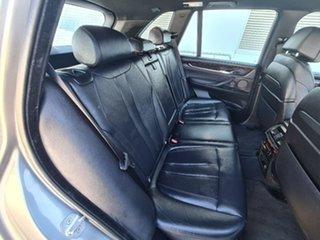 2014 BMW X5 F15 xDrive50i Grey 8 Speed Sports Automatic Wagon
