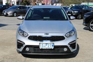 2020 Kia Cerato BD MY20 S Silver 6 Speed Sports Automatic Hatchback.