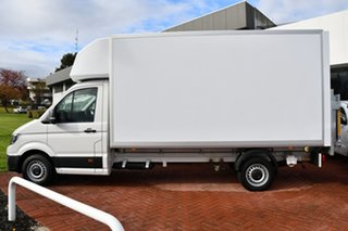 2021 Volkswagen Crafter SY1 MY21 35 LWB FWD TDI340 Candy White 8 Speed Automatic Cab Chassis