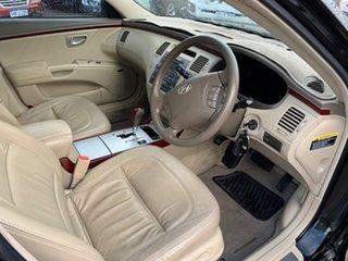 2008 Hyundai Grandeur TG Limited Black 5 Speed Sequential Auto Sedan