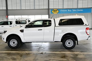 2019 Ford Ranger PX MkIII 2019.00MY XL Hi-Rider White 6 Speed Sports Automatic Super Cab Chassis