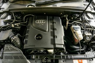 2010 Audi A5 8T MY10 Sportback Multitronic Blue 8 Speed Constant Variable Hatchback