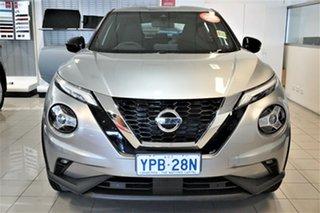 2020 Nissan Juke F16 ST+ DCT 2WD Platinum 7 Speed Sports Automatic Dual Clutch Hatchback.