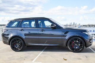 2017 Land Rover Range Rover Sport L494 17MY SDV8 HSE Dynamic Grey 8 Speed Sports Automatic Wagon.