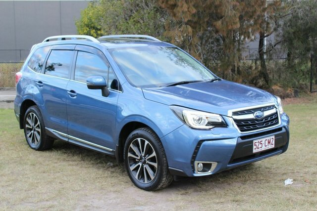 Used Subaru Forester S4 MY18 XT CVT AWD Premium Ormeau, 2017 Subaru Forester S4 MY18 XT CVT AWD Premium Blue 8 Speed Constant Variable Wagon