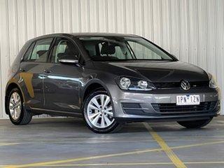 2015 Volkswagen Golf VII MY15 90TSI DSG Comfortline Grey 7 Speed Sports Automatic Dual Clutch.