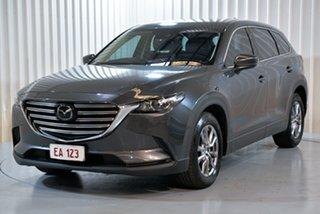 2019 Mazda CX-9 MY19 Touring (FWD) Grey 6 Speed Automatic Wagon.