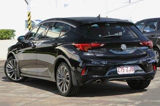 2016 Holden Astra BK MY17 RS-V Black 6 Speed Manual Hatchback.