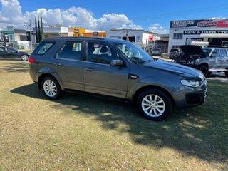 2016 Ford Territory SZ MkII TX Seq Sport Shift Grey 6 Speed Sports Automatic Wagon