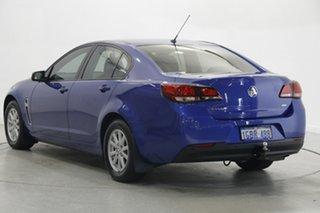 2016 Holden Commodore VF II MY16 Evoke Slipstream Blue 6 Speed Sports Automatic Sedan.
