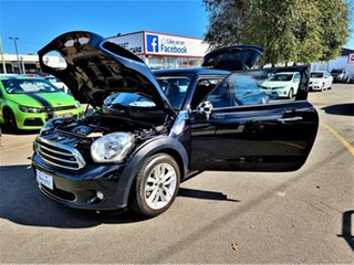 2013 Mini Paceman R61 Cooper Black 6 Speed Sports Automatic Coupe