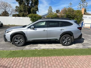 2021 Subaru Outback B7A MY21 AWD CVT Ice Silver 8 Speed Constant Variable Wagon