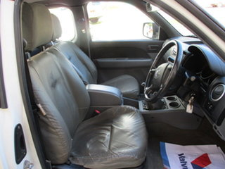 2008 Mazda BT-50 B3000 Freestyle DX 4x4 White 5 Speed Manual Spacecab