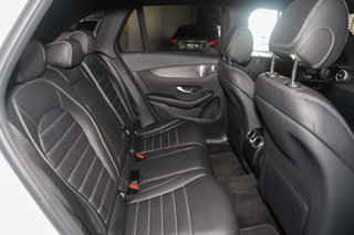 2020 Mercedes-Benz GLC-Class X253 800+050MY GLC300 9G-Tronic 4MATIC e Polar White 9 Speed