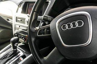 2010 Audi Q5 8R MY10 TDI S Tronic Quattro Blue 7 Speed Sports Automatic Dual Clutch Wagon