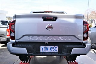 2021 Nissan Navara D23 MY21 ST-X Brilliant Silver 6 Speed Manual Utility.