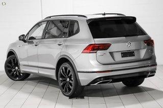 2021 Volkswagen Tiguan 5N MY21 162TSI Wolfsburg Edition DSG 4MOTION Allspace Silver 7 Speed